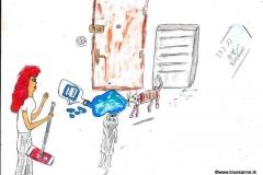 Malheur (Waschmittel runtergefallen, zerbrochen, ausgeronnen)270213