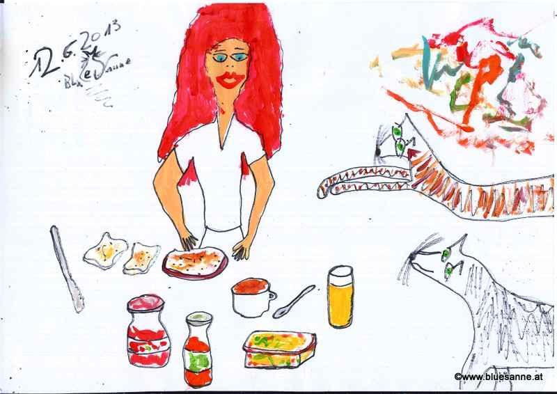 Mein liebstes Essen jeden Tag: Das Frühstück120613