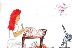Grießkoch essen090313
