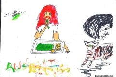 Ich esse gerne Spinat 290313