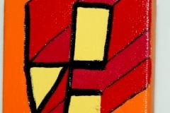 Love17.11.20127 x 7 cmAcryl + Varnish auf Leinwand + Staffel