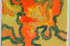 Olfa02.10.20147 x 7 cmAcryl + Varnish auf Leinwand + Staffel