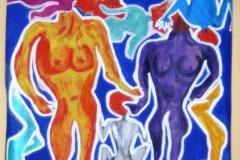NakedHeadless03.04.201242 x 29,5 cmAcryl + Gouache auf Papier