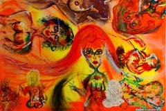 Naked-Shine10.04.201170 x 50 cmAcryl auf Leinwand