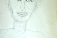 NiceNaked15.02.199942 x 29,5 cmBleistift auf Papier