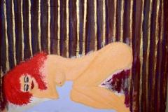 Séparée-Naked08.01. - 20.01.201540 x 40 cmAcryl auf Leinwand