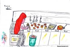 Apfelkuchen, Apfelmarmeladeproduktion091112