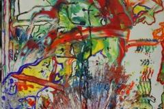 Bloody-Sisi31.05.201346 x 38 cmAcryl auf Leinwand