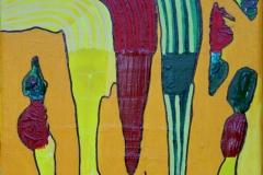 Brushing14.08.201320 x 20 cmAcryl auf Leinwand