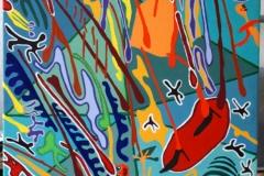 Dünn28.05.2016-28.05.201870 x 50 cmAcryl auf Leinwand
