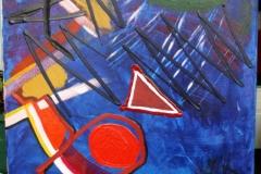 FishBone15.04.201140 x 40 cmAcryl auf Leinwand