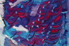 FlyFlowers02.09.201150 x 50 cmAcryl auf Leinwand