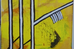 Halbmast09.07.201320 x 20 cmAcryl auf Leinwand