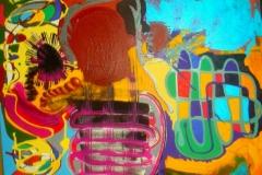 Input29.10.201180 x 60 cmAcryl auf Leinwand