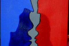 Kiss27.09.201215 x 15 cmAcryl auf Leinwand