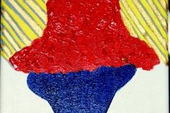 LadyVase27.06.201230 x 20 cmAcryl auf Leinwand