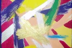 Littleone20 x 20 cmAcryl + Gouache auf Leinwand