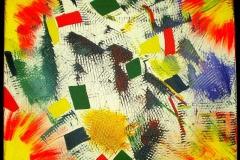 Scratch24.04.200760 x 50 cmAcryl auf Leinwand