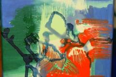 ShadowMe11.11.201320 x 20 cmAcryl + Marker auf Leinwand