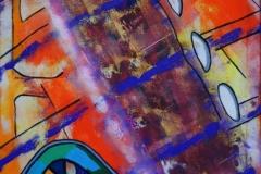 Traffic05.02.201270 x 50 cmAcryl auf Leinwand