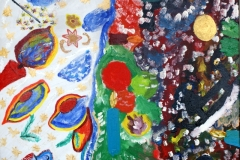 X-Mas201018.12.201050 x 50 cmAcryl auf Leinwand