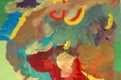 Landy26.10.200056 x 42 cmGouache auf Papier