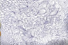 Love4Ever00.05.201642 x 30 cm Kugelschreiber auf Papier
