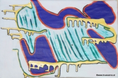Marina14.03.201242 x 29,5 cmAcryl auf Papier