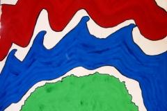 Mountain18.11. - 21.11.199942 x 29.5 cm Wasserfarbe + Tinte auf Papier