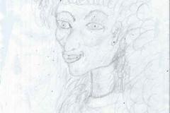 Normwoman14.02.199929,7 x 21 cmBleistift auf Papier