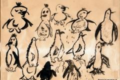 Pingus00.00.199929,7 x 21 cmTusche auf Papier