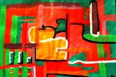 Plan12.01. -  15.02.200329,7 x 21 cmWasserfarbe + Tinte auf Papier