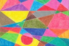 Pointcolor30.12. - 31.12.200129,4 x 21 cm Buntstifte auf Papier