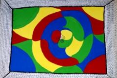 RGGB07.10. - 08.10.200056 x 42 cmGouache + Tusche auf Papier