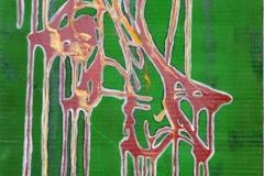Rinnend01.11.201259 x 37 cmAcryl auf Wellpappe