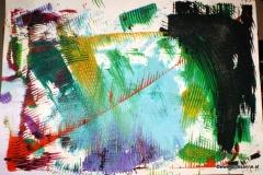 ScratchBlack15.07.201260 x 42 cm Acryl auf Papier