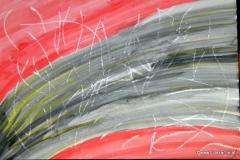 SecretSigns22.11.200142 x 29.5 cm Ölkreide + Wasserfarbe auf Papier