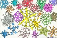 Snow27.12. - 28.12.200129,7 x 21 cmBuntstift + Tusche auf Papier
