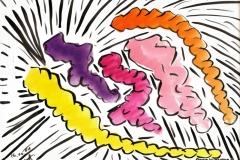 Splosion26.11.200129,4 x 21 cm Wasserfarbe auf Papier