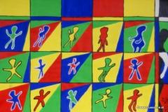 Sports-Trainer15.12.2002 - 06.01.200344 x 30 cmAcryl auf Papier