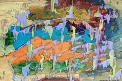 Stalaktit24.08.201344 x 31 cmAcryl + Füllfeder auf Papier