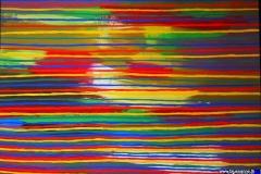 Stripes12.03.200250 x 35 cmAcryl + Gouache auf Karton