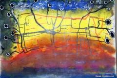 SunGrows03.05.201284 x 60 cmAcryl auf Papier