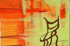 Sway22.08.201541,8 x 29 cmAcryl + Tusche auf Papier