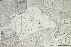 Tears & Dreams11.09.2005 - 04.11.201344 x 30 cmFeder auf Papier
