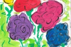Wiese04.01.200229,4 x 21 cm Wasserfarbe auf Papier