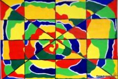 Windowcolor27.11.  - 30.11.200244 x 30 cmAcryl + Plaka auf Papier