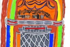 Wurlitzer07.01.200229,7 x 21 cmWasserfarbe auf Papier