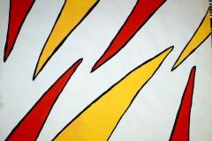 ZickZack00.00.201263 x 44 cmAcryl auf Papier