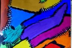 Zugenäht04.01.200256 x 42 cmWasserfarbe auf Papier